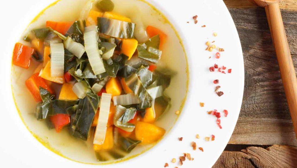 Mangoldsuppe Rezept