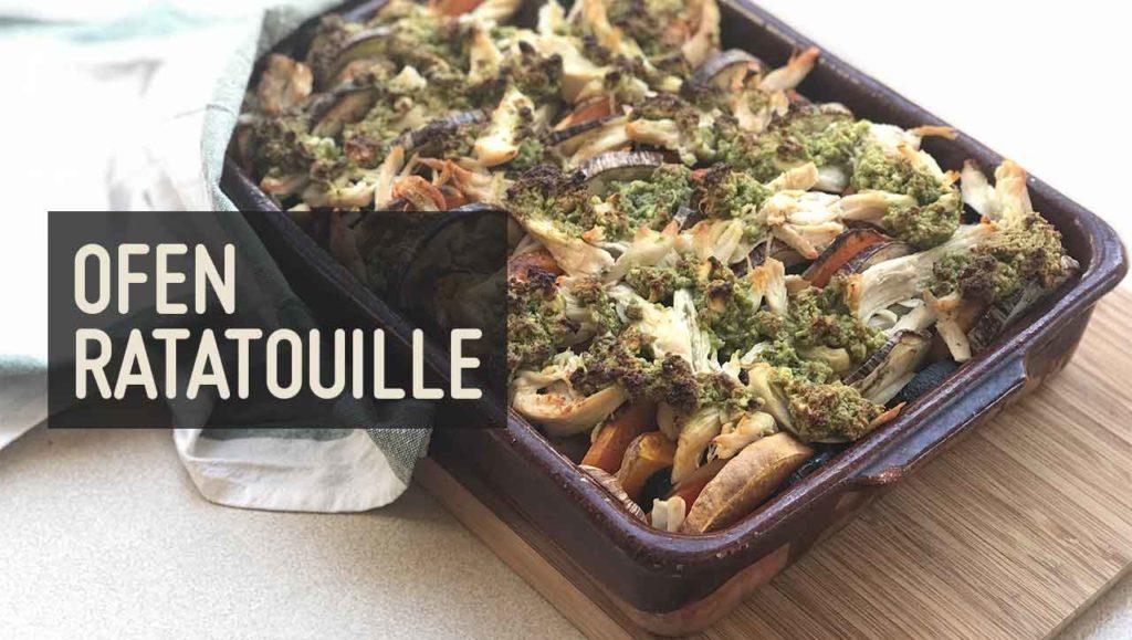 Ofen Ratatouille