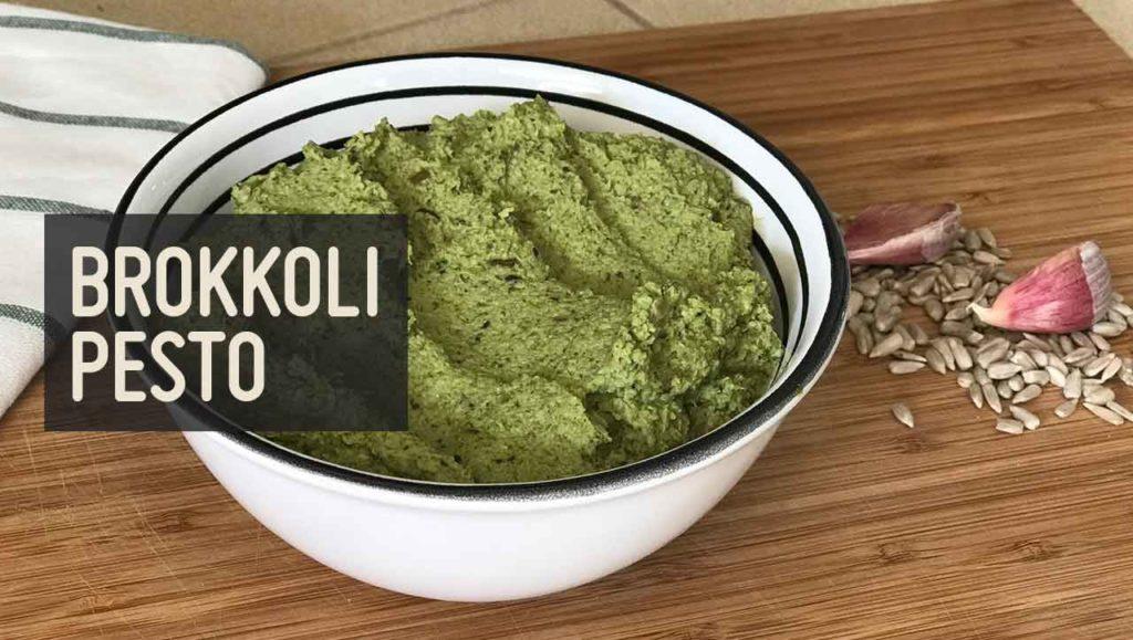 brokkoli pesto