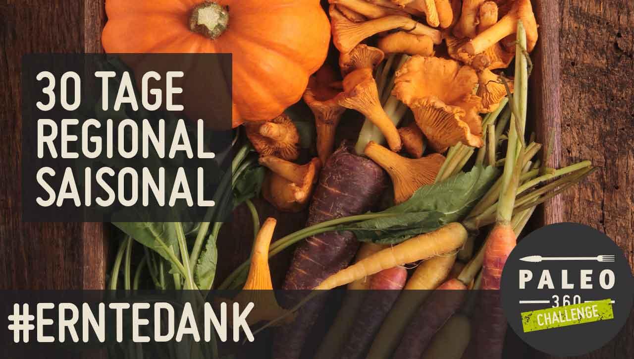 30 Tage Challenge – regional & saisonal