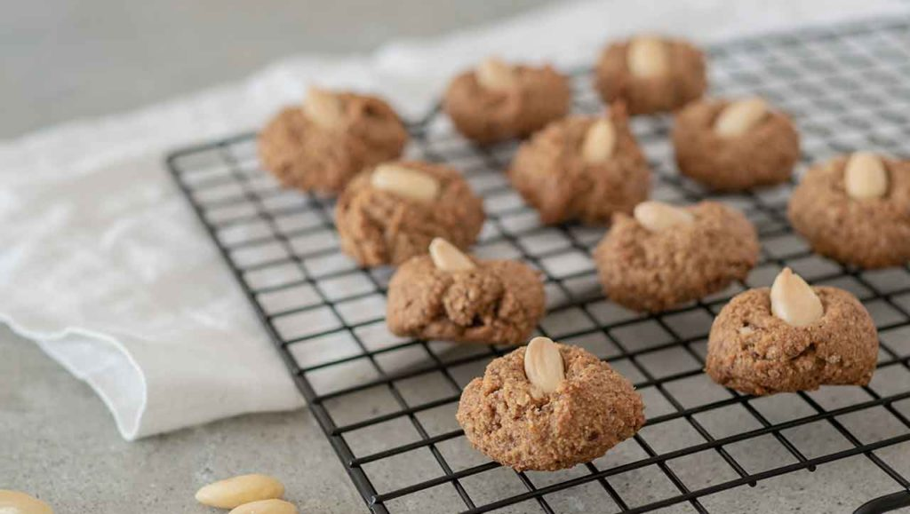 amaretti backen