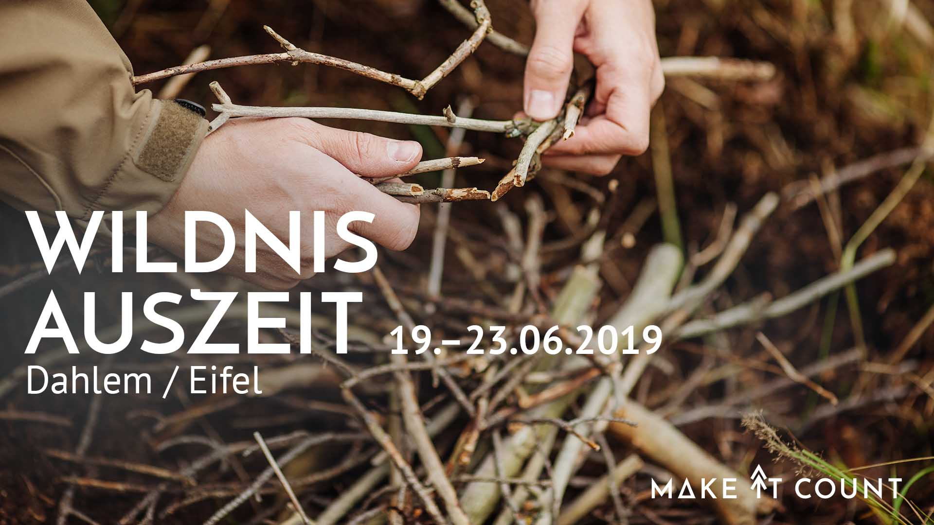 Event: Wildnis Auszeit im Juni