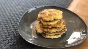 Kartoffelpancakes
