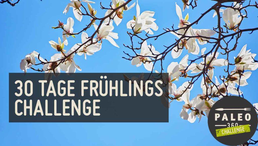30 Tage Frühlings Challenge