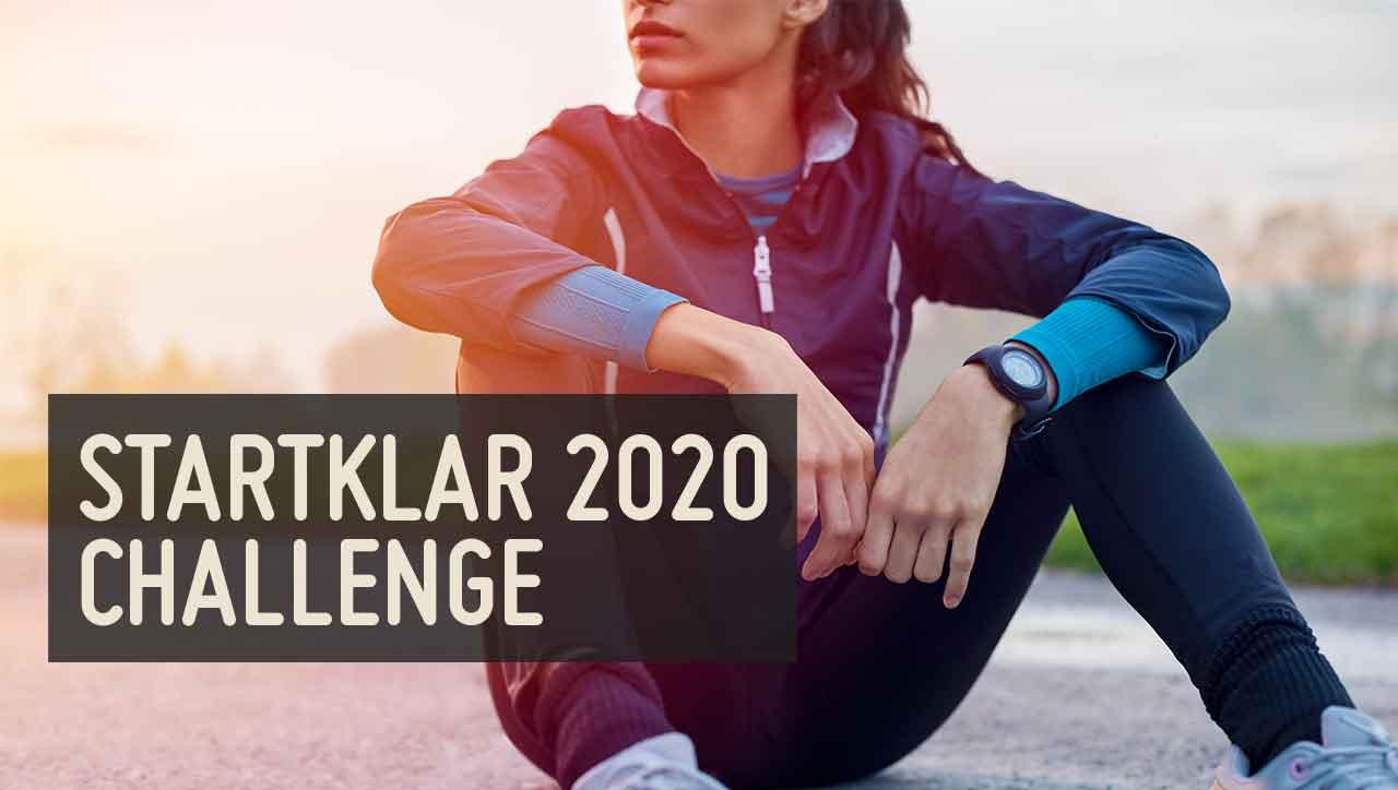 Mach dich Startklar – Challenge 2020