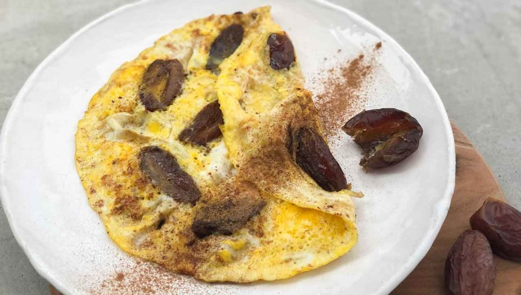 persisches Omelett