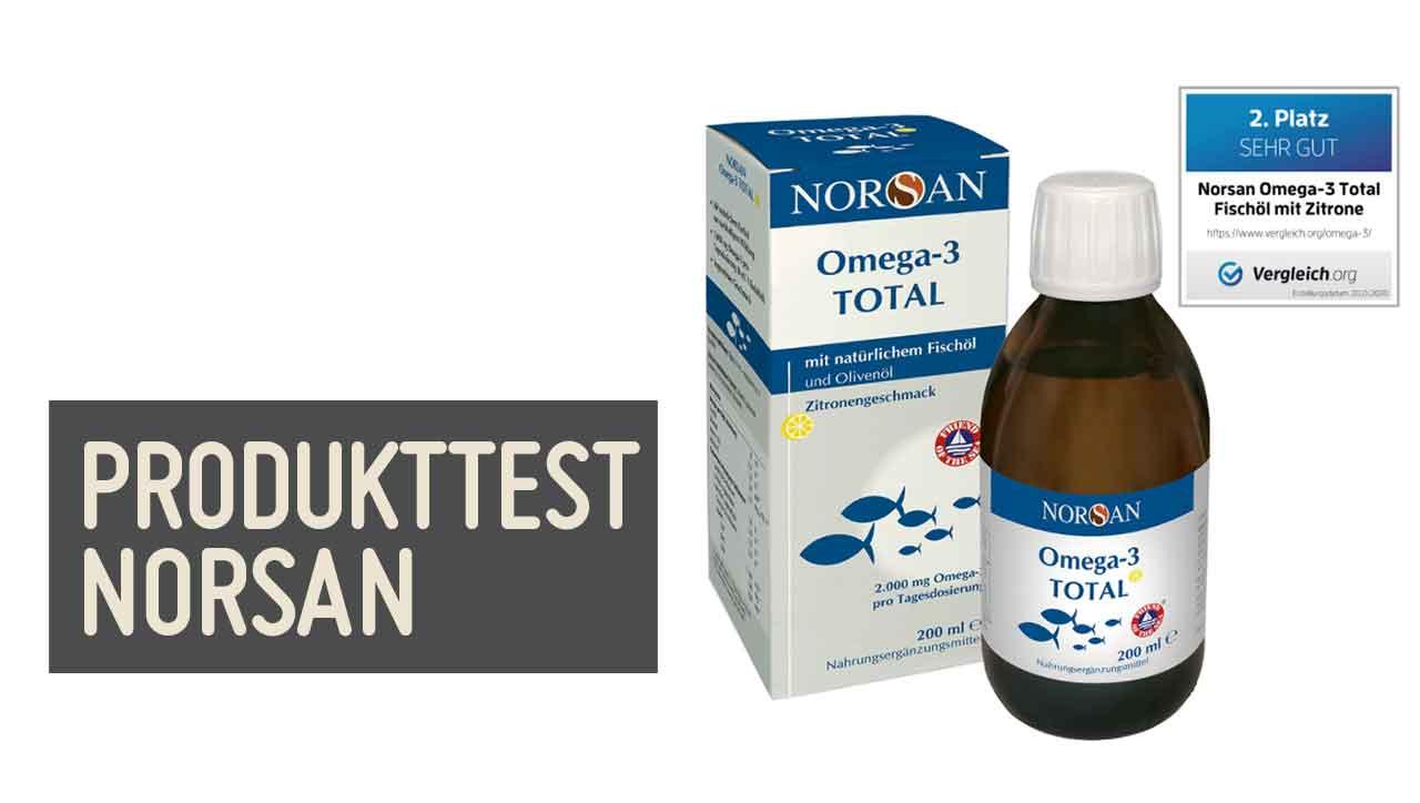 Produkttest: Omega-3 Fischöl & Analyse-Kit