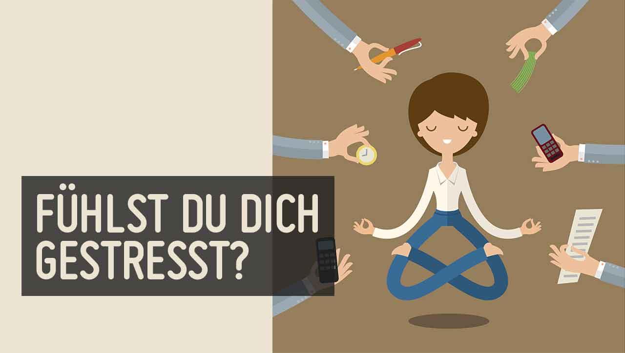 Tschüß Stress: Dein Werkzeugkasten für ein selbstbestimmtes Leben